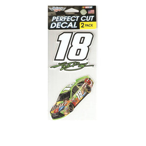 Kyle Busch Perfect Cut Decal