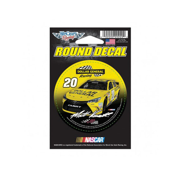 Matt Kenseth Decal