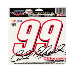 Carl Edwards #99 Ultra Decal