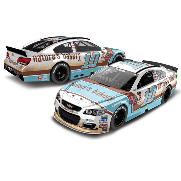 Danica Patrick Nature's Bakery Darlington 1/24 Scale Diecast Car