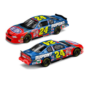 Jeff Gordon 4TH championship Dupoint Monte Carlo 1/24 Scale 2012 Diecast Car