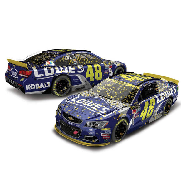 Jimmie Johnson Championship Kobalt 1/64 Scale Diecast Car