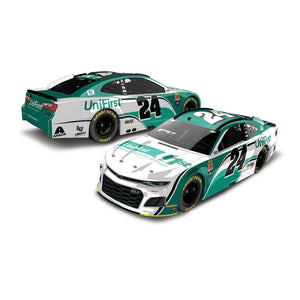 William Byron Unifirst Camero 1/24 Scale Color Chrome