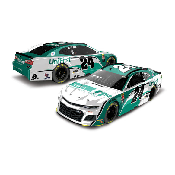 William Byron Unifirst Camero 1/64 Sacle Diecast Car