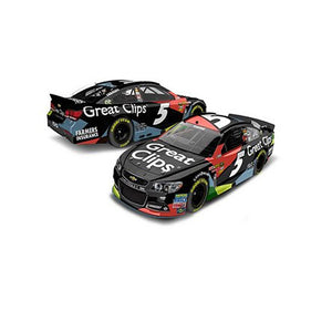 Kasey Kahne Great Clips 1/64 Scale Diecast Car