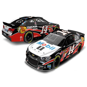 Tony Stewart Mobil One 1/64 Scale Diecast Car