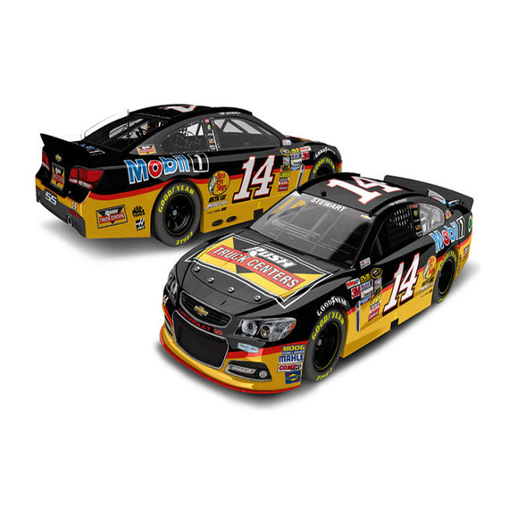 Tony Stewart Rush Truck Centers 1/64 Scale Diecast Car