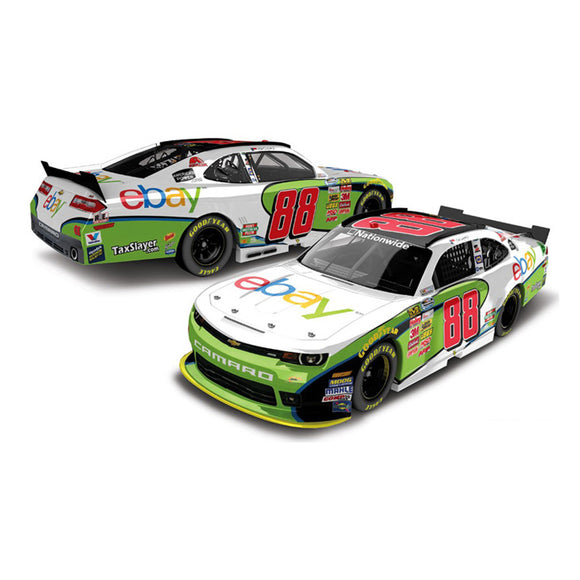 Dale Earnhardt Jr Diecast Car E-Bay NW Series