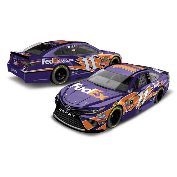 Denny Hamlin Fedex Ground 1/64 Scale Diecast Car
