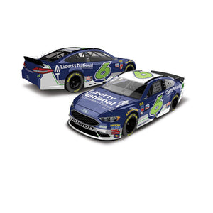 Trevor Bayne Liberty National 1/64 Scale Diecast Car