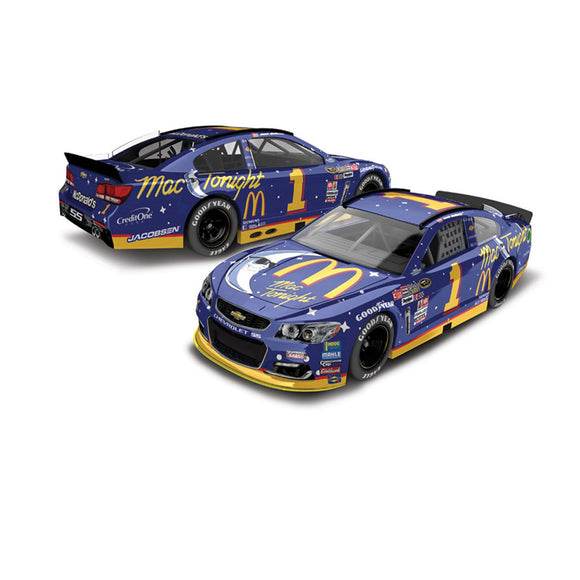 Jamie McMurray Mac Tonight 1/64 Scale Diecast Car