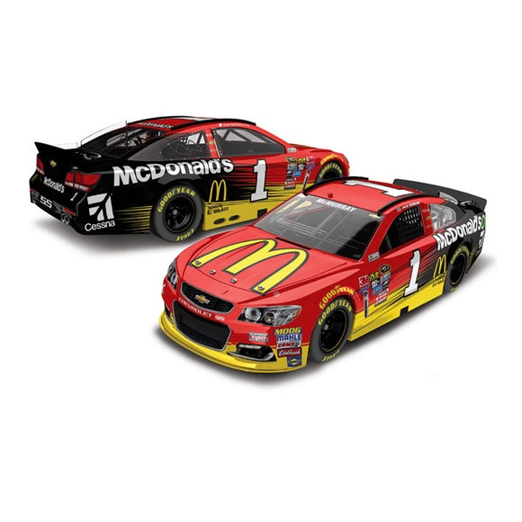 Jamie McMurray McDonalds 1/64 Scale Diecast Car