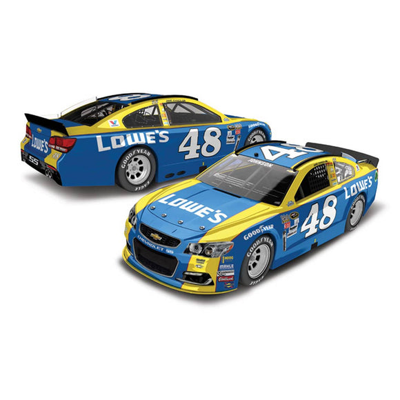 Jimmie Johnson Lowes Darlington 1 64 Scale Diecast Car
