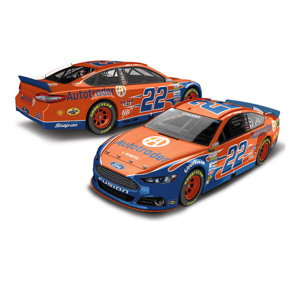 Joey Logano Autotrader 1/64 Scale Diecast Car