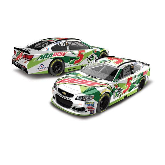 Kasey Kahne Mt Dew 1/64 Scale Diecast Car