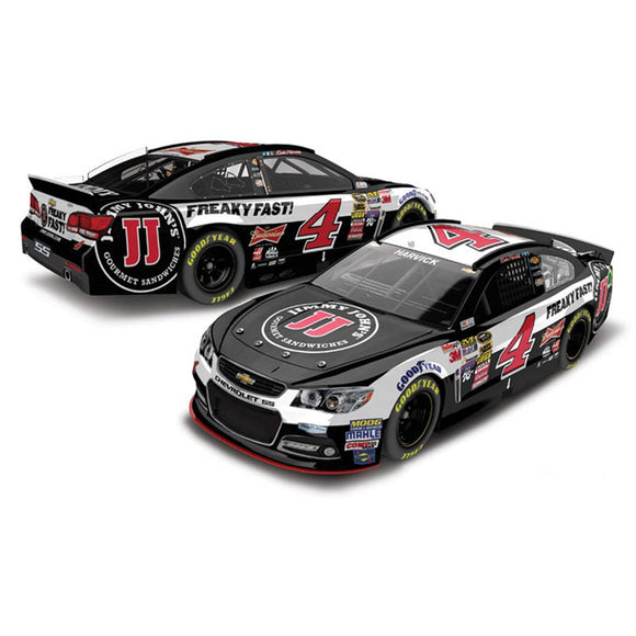 Kevin Harvick Jimmie Johns 1/64 Scale Diecast Car