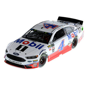 Kevin Harvick Mobil One Fusion 1/64 Scale Diecast Car