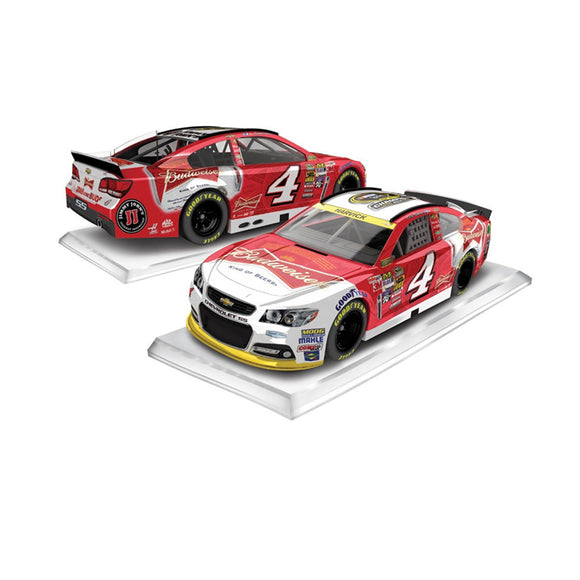 Kevin Harvick Budweiser Championship 1/64 Scale Diecast Car
