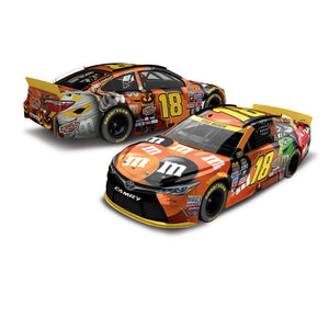 Kyle Busch M&M Halloween 1/64 Scale Diecast Car