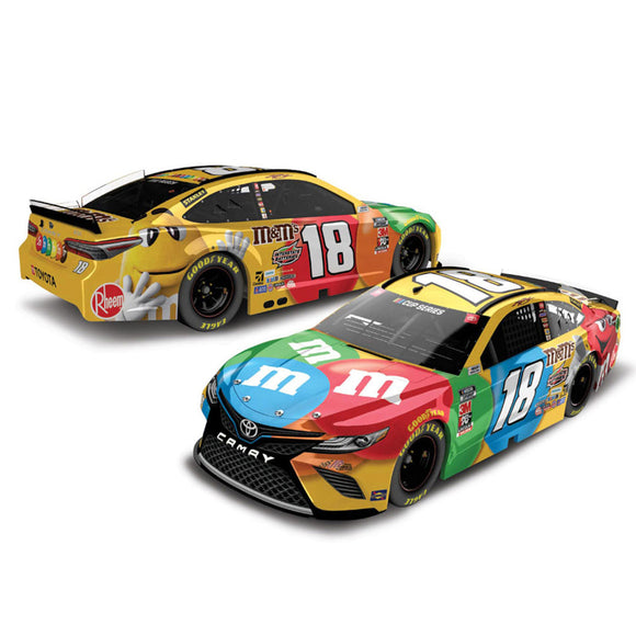 Kyle Busch M&M Camry 1/64 Scale Diecast Car