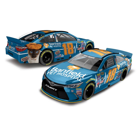#18 Kyle Busch Banfield Pet Diecast Car
