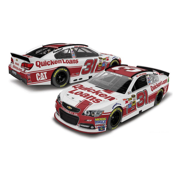 Ryan Newman Quicken Loans 1/64 Scale Diecast Car