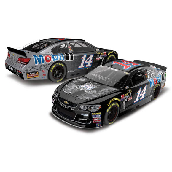 Tony Stewart Mobil One Last Ride 1/64 Scale Diecast Car