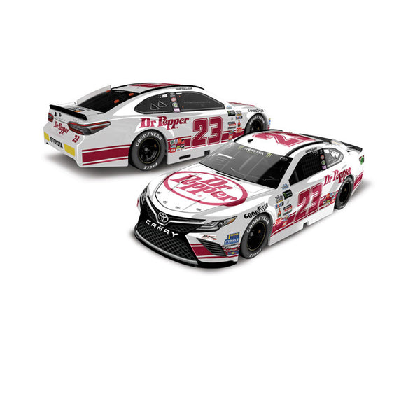 Corey LaJoie Dr Pepper 1/64 Scale Diecast Car