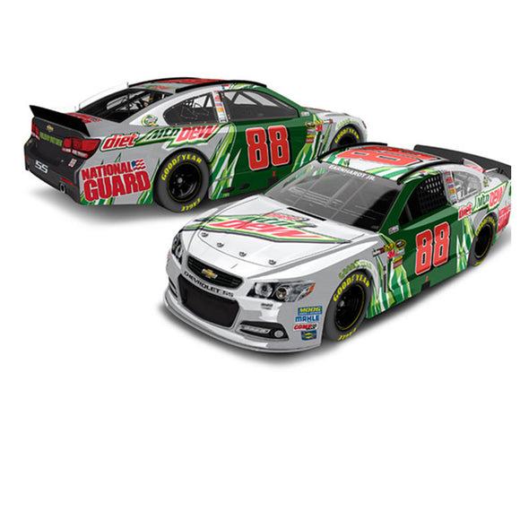 Dale Earnhardt Jr #88 Diet Mt Dew 2013 1/64 Diecast Car