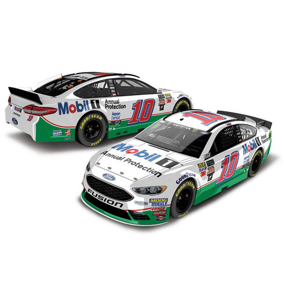 Danica Patrick Annual Protection Mobil 1 1/64 Scale Diecast Car