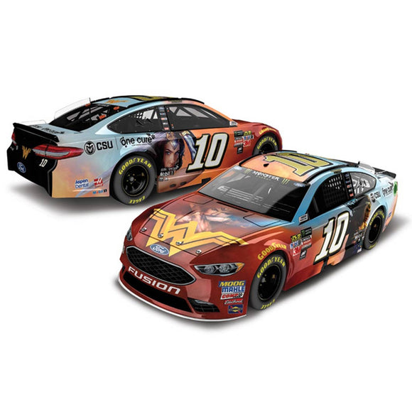 Danica Patrick Wonder Woman 1/64 Scale Diecast Car