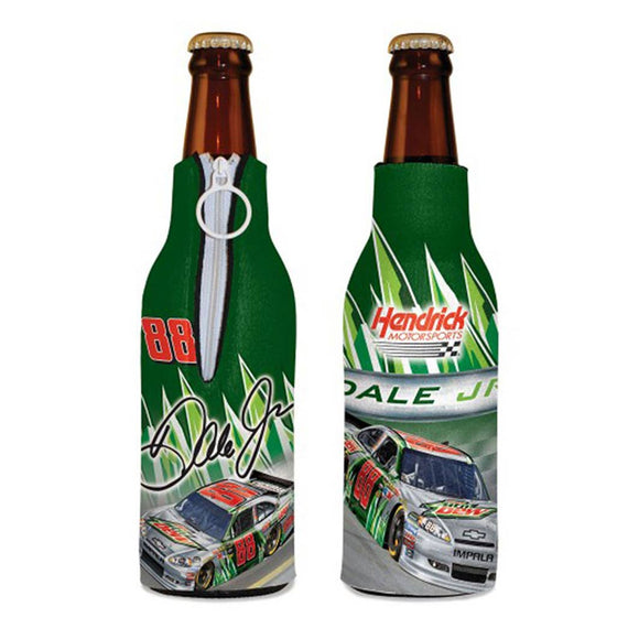 Dale Earnhardt Jr Diet Mt Dew Bottle Coolie