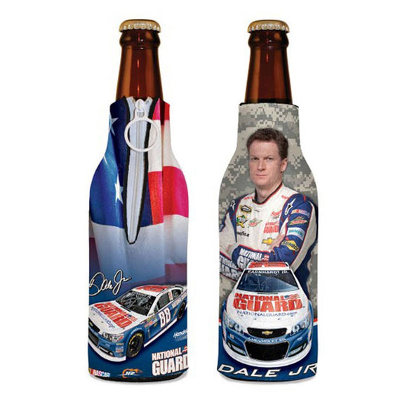 Dale Earnhardt Jr National Guard Bottle Cooler