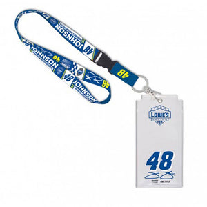 Jimmie Johnson Lanyard