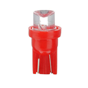 T10 W5W 168 194 Red LED Light Bulb