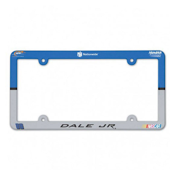 #88 Dale Earnhardt Jr License Plate Frame