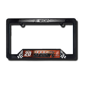Tony Stewart License Plate Frame
