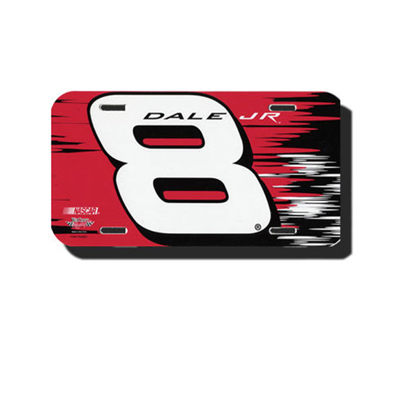 Dale Earnhardt Jr License Plate