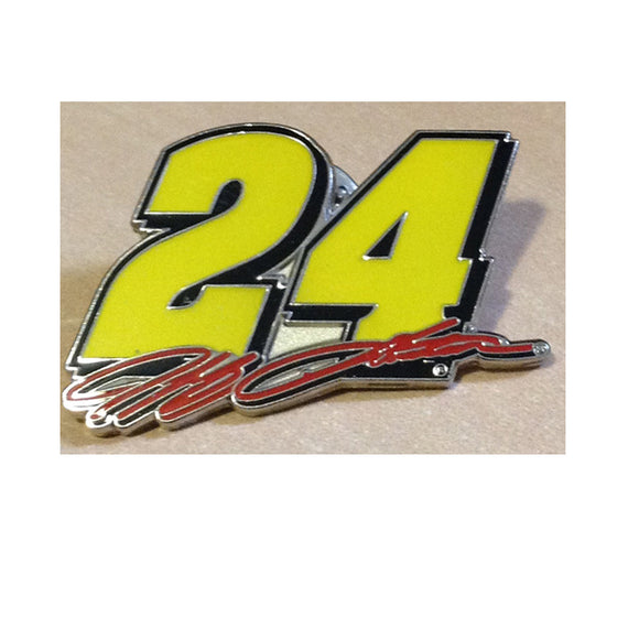 Jeff Gordon Lapel Pin