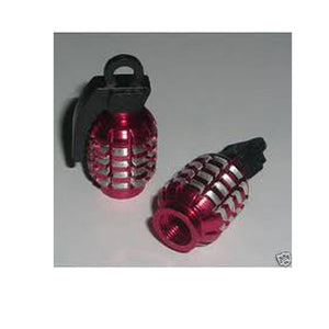 Value Stem Tire Grenades Red