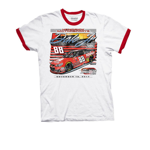Dale Earnhardt Jr. Last Ride Homestead T-shirt