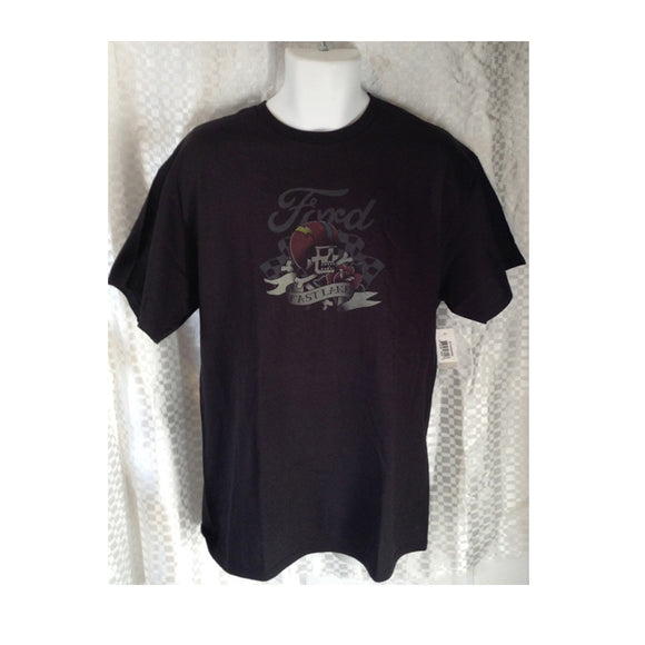 Ford T-Shirt Black Fast Lane