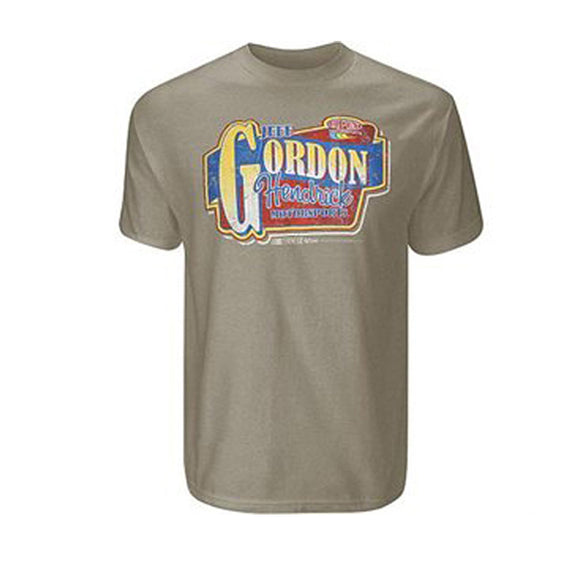 Jeff Gordon Washed Style T-shirt