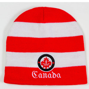Canada Beanie Stretchable Tuque