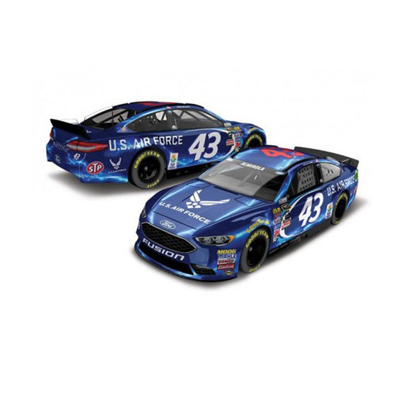 Aric Almirola Air Force Fusion Diecast Car