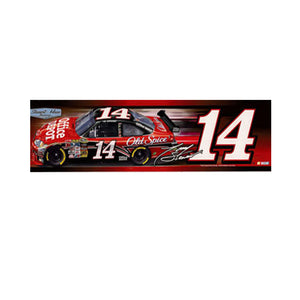 Tony Stewart Bumper Sticker