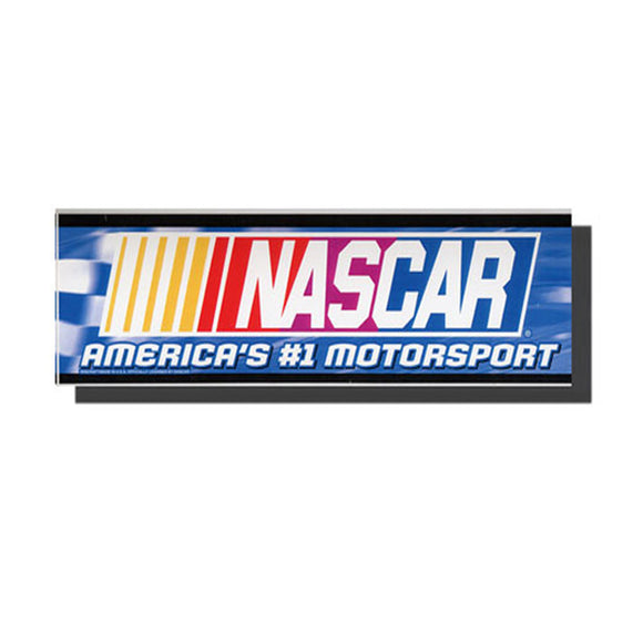 Nascar Racing Bumper Sticker