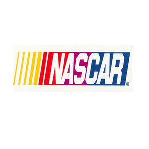 Nascar Logo Ultra Bumper Sticker Decal