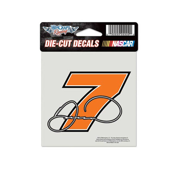Danica Patrick Perfect Cut Decal
