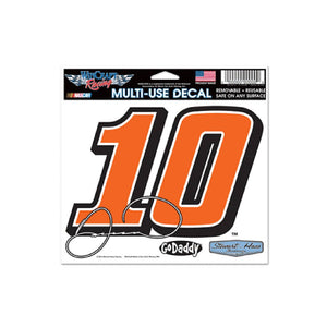 Danica Patrick Go Daddy Ultra Decal
